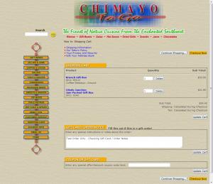 Chimayotogo Cart