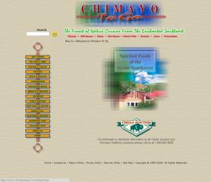 ChimayoToGo Home Page
