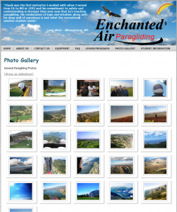 Enchanted Air Picture Gallery