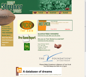 Team Stryker Home Page